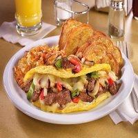 200. Beef Omelette
