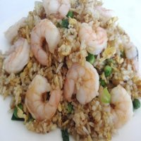 206. King Prawn Fried Rice