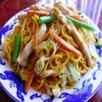 221. Roast Pork Chow Mein