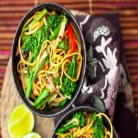 223. Mixed Vegetables Chow Mein