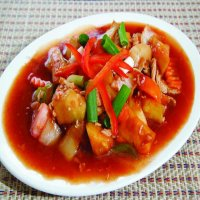 225. Sweet & Sour Mixed Vegetables