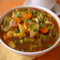 228. Szechuan Vegetables