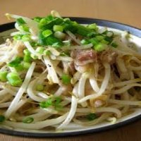 233. Fried Noodles with Beansprouts