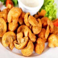 234. Fried Mushrooms