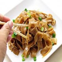 247. Fried Noodles with Sauce