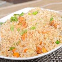 2208. Fried Rice & Gravy