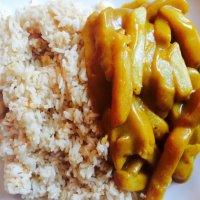 2212. Fried Rice, Chips & Gravy