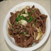 149. Beef with Onion