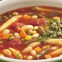 0801. Vegetable Rainbow Bean Curd Soup