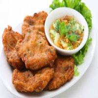 1. Thai Fish Cake