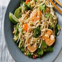 18. Phad Thai Noodles