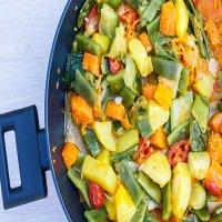 0819. Mixed Vegetables