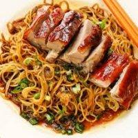 0704. Roast Duck Fried Noodles