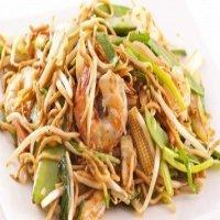 0705. King Prawn Fried Noodles