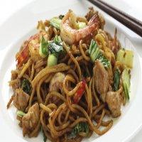 0708. Singapore Fried Noodles