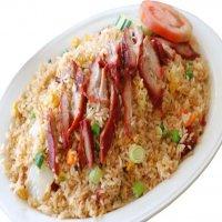 0603. BBQ Pork Fried Rice