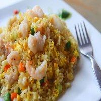 0605. King Prawn Fried Rice