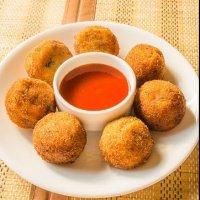 0503. Crispy Fried Chicken Balls