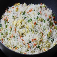 1. Egg Fried Rice