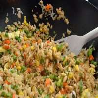 2. Fried Rice
