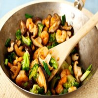 15. Stir Fried Prawn Chillies