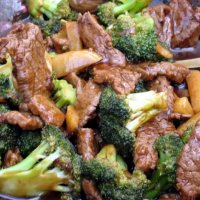 18. Stir Fried Mixed Vegetables with Oyster Sauce
