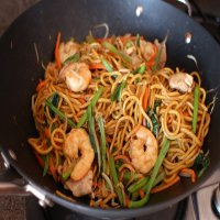 23. Stir Fried Egg Noodles