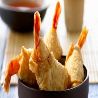 28. Thai Crispy Wonton with Prawn