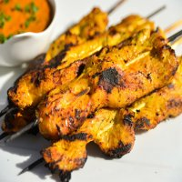 26. Thai Chicken Satay