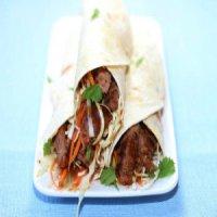 Beef & Peppercorn Wrap