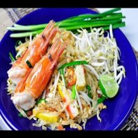 1155. Phad thai Koong + Khai