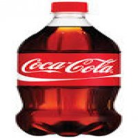 Bottle of COKE