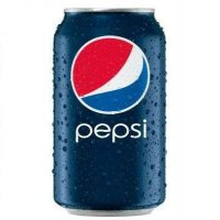 Can of Pepsi